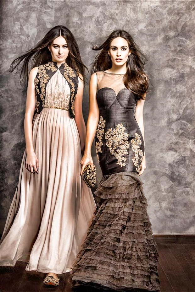 Shyamal & Bhumika Latest Wedding Collection For Girls