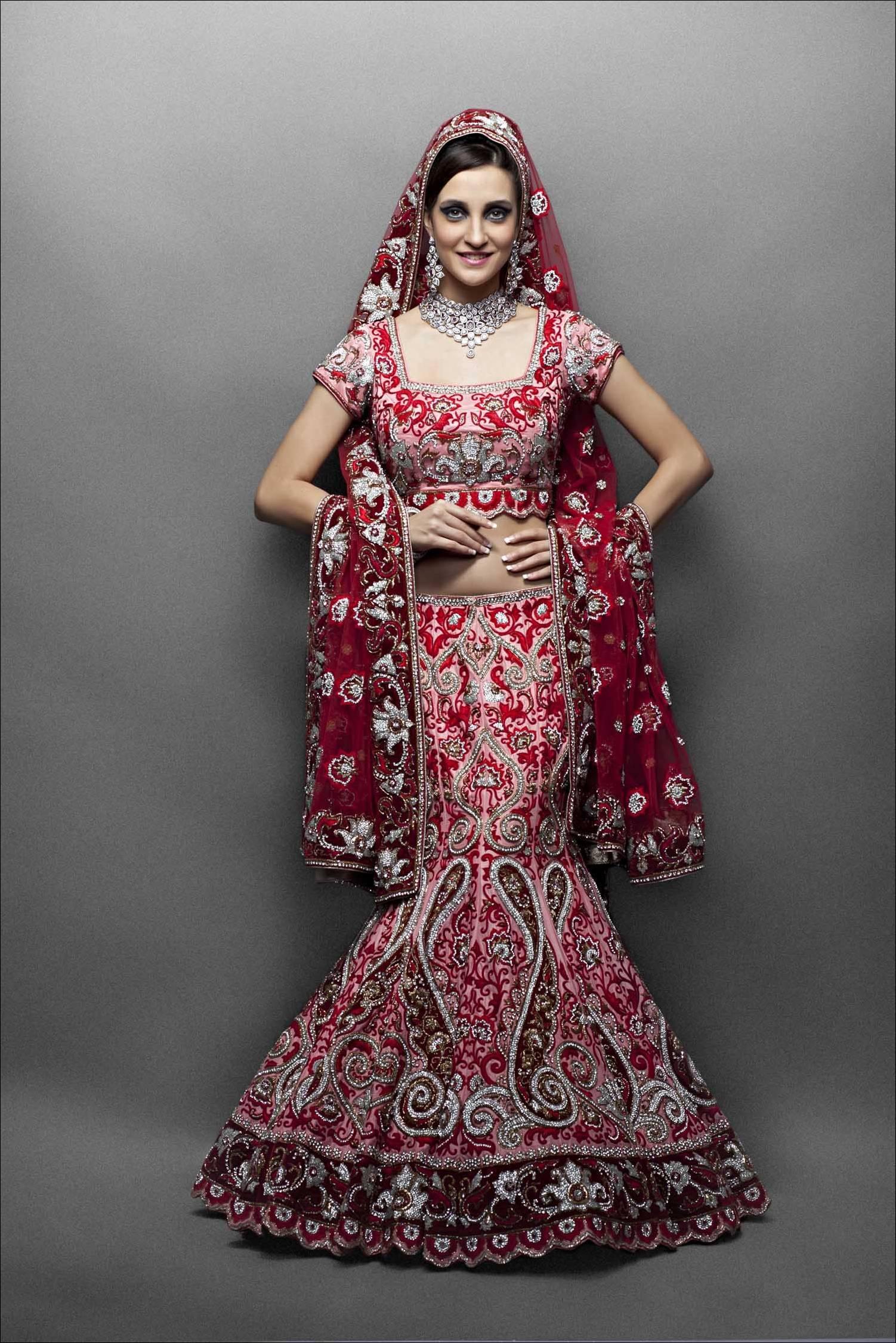 top 50 most stunning beautiful bridal lehangas wedding