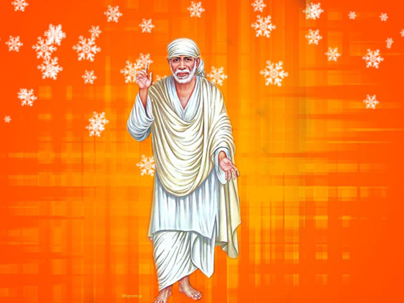 Hd wallpaper sai baba - Sai Baba Wallpaper For Desktop