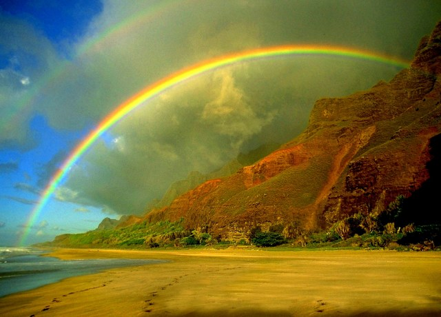 Rainbow HD Wallpaper For Laptop