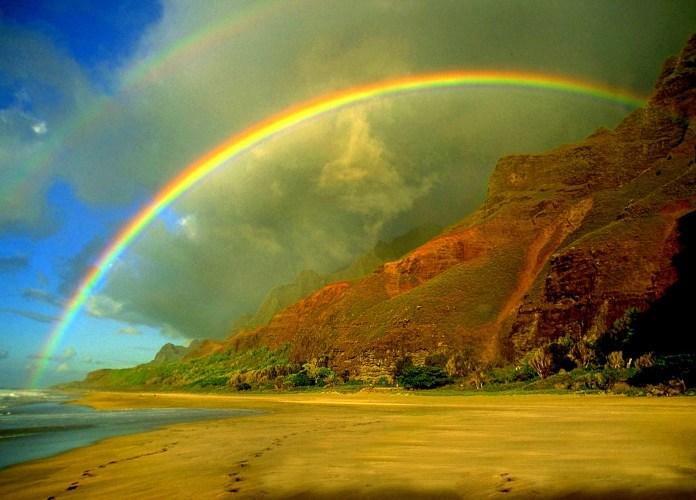 Rainbow HD Wallpaper For Laptop
