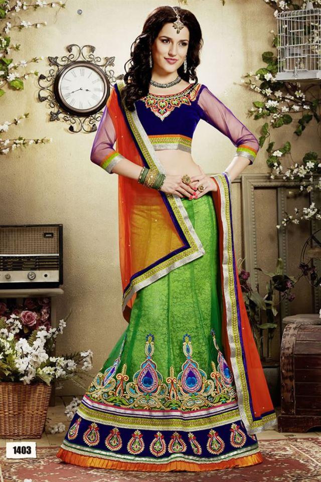 bridal lehanga images