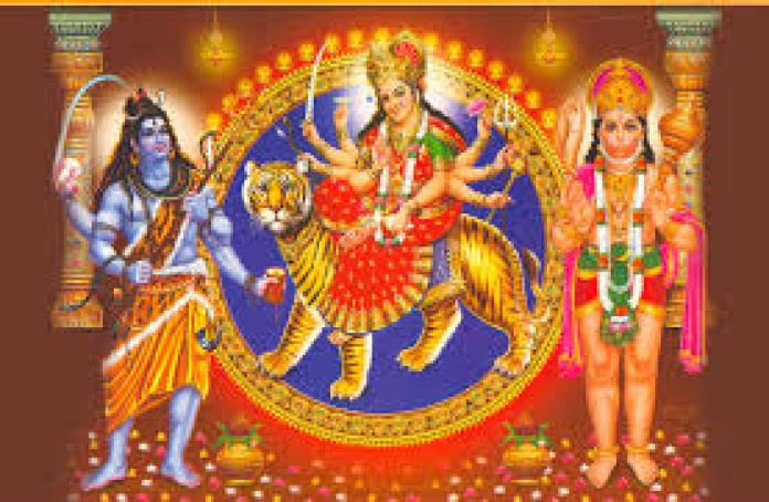 Maa Durga Wallpapers For Laptop