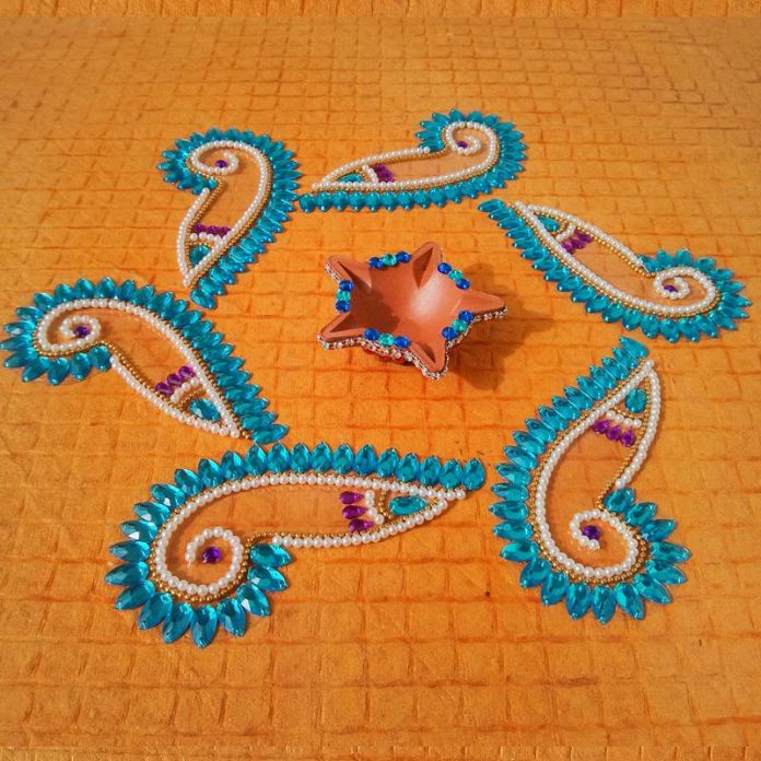 rangoli designs for diwali images