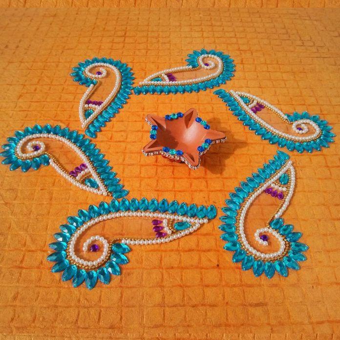 rangoli designs for diwali images