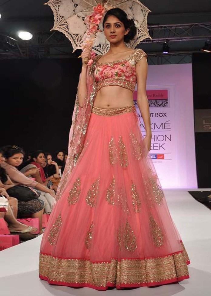 Anushree Reddy Latest Wedding Collection For Girls