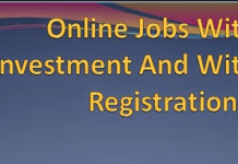 paid online survey jobs