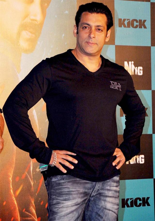 Salman Khan Being Human Poster