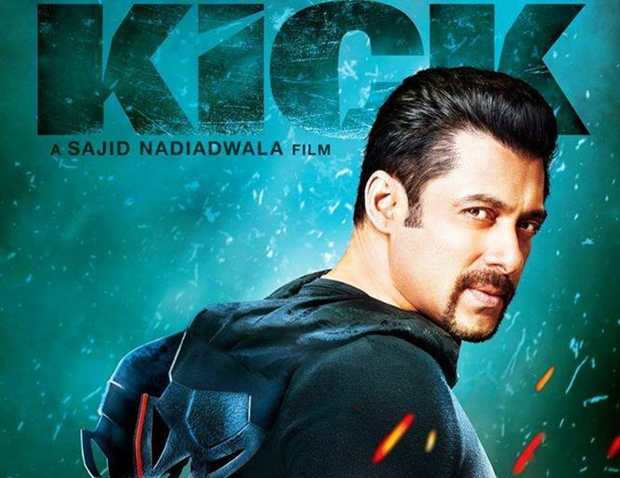 Salman Khan Kick Movie wallpapers