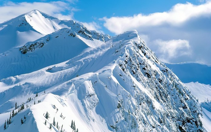 Mountain Nature HD Wallpaper For Mobile