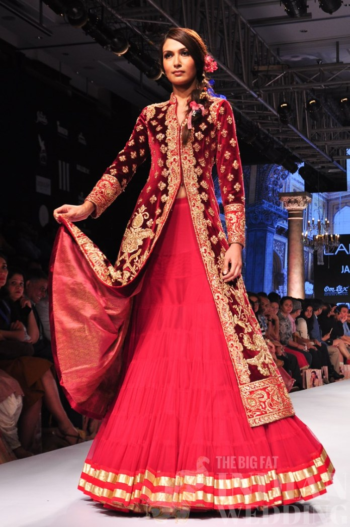 Suneet Varma Latest Wedding Collection For Girls