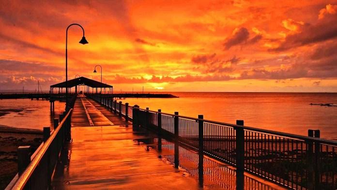 Sunset HD Wallpaper For Windows