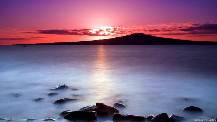 Sunset HD Wallpaper For Desktop