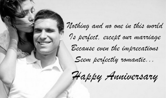 Marriage anniversary wishes for husband