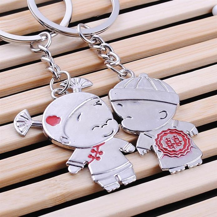 love couple key chains pics