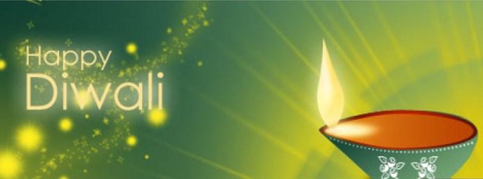 happy diwali facebook cover photo