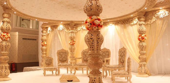 mandap decoration ideas for wedding