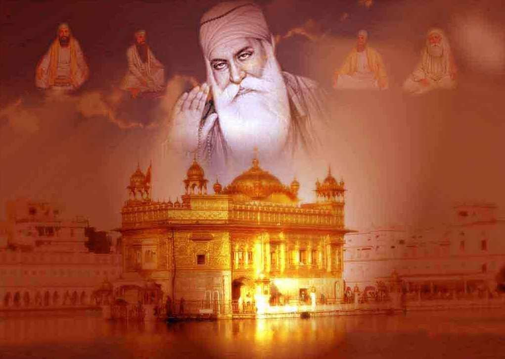 Top 35 gurunanak jayanti wishes messages images wallpapers pictures collection - Guru nanak dev ji pics hd ...
