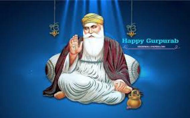 Happy gurunanak Jayanti Images