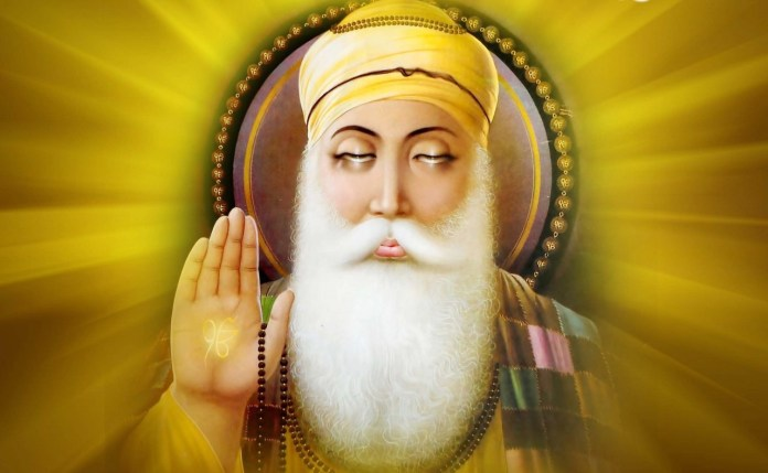 Happy gurunanak jayanti Quotes