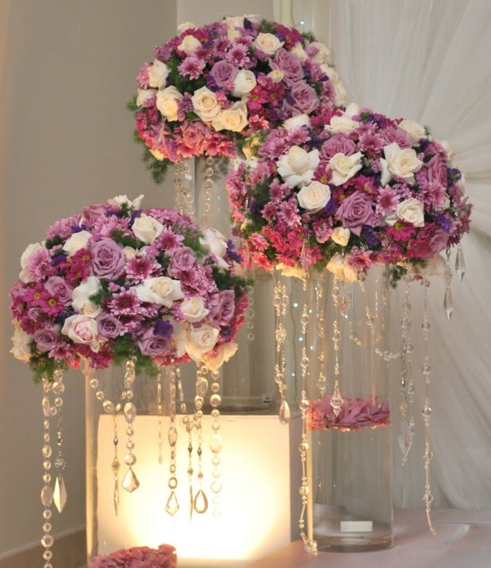 flowers wedding decoration images