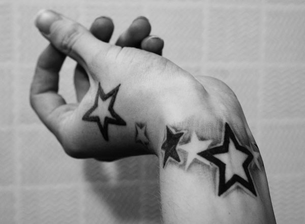 Wrist Tattoo Design For Men