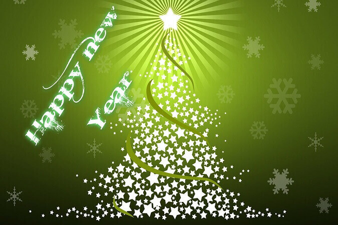 happy new year good night wallpapers