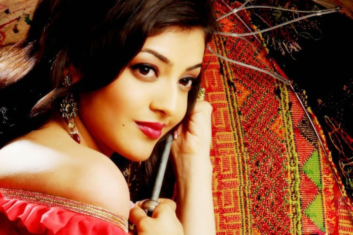 cute kajal agrawal hd wallpapers