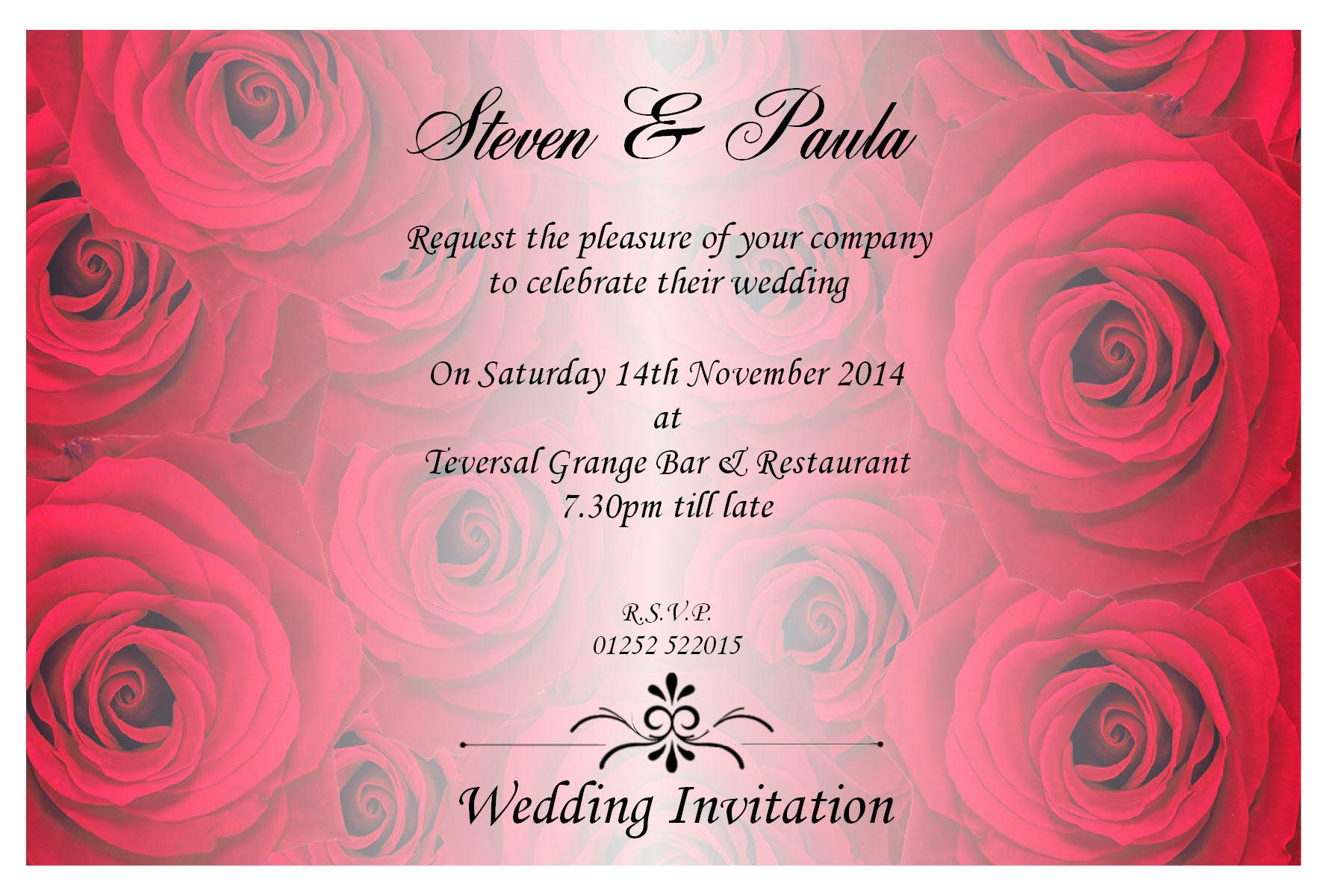 Love Marriage Wedding Invitation Wording: Romantic Marriage Invitation Quotes For Indian Wedding