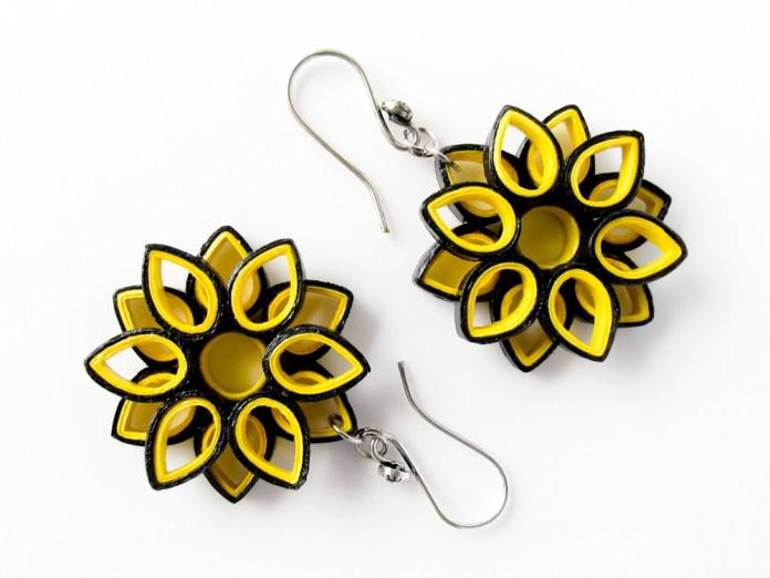 simple stunning earrings designs