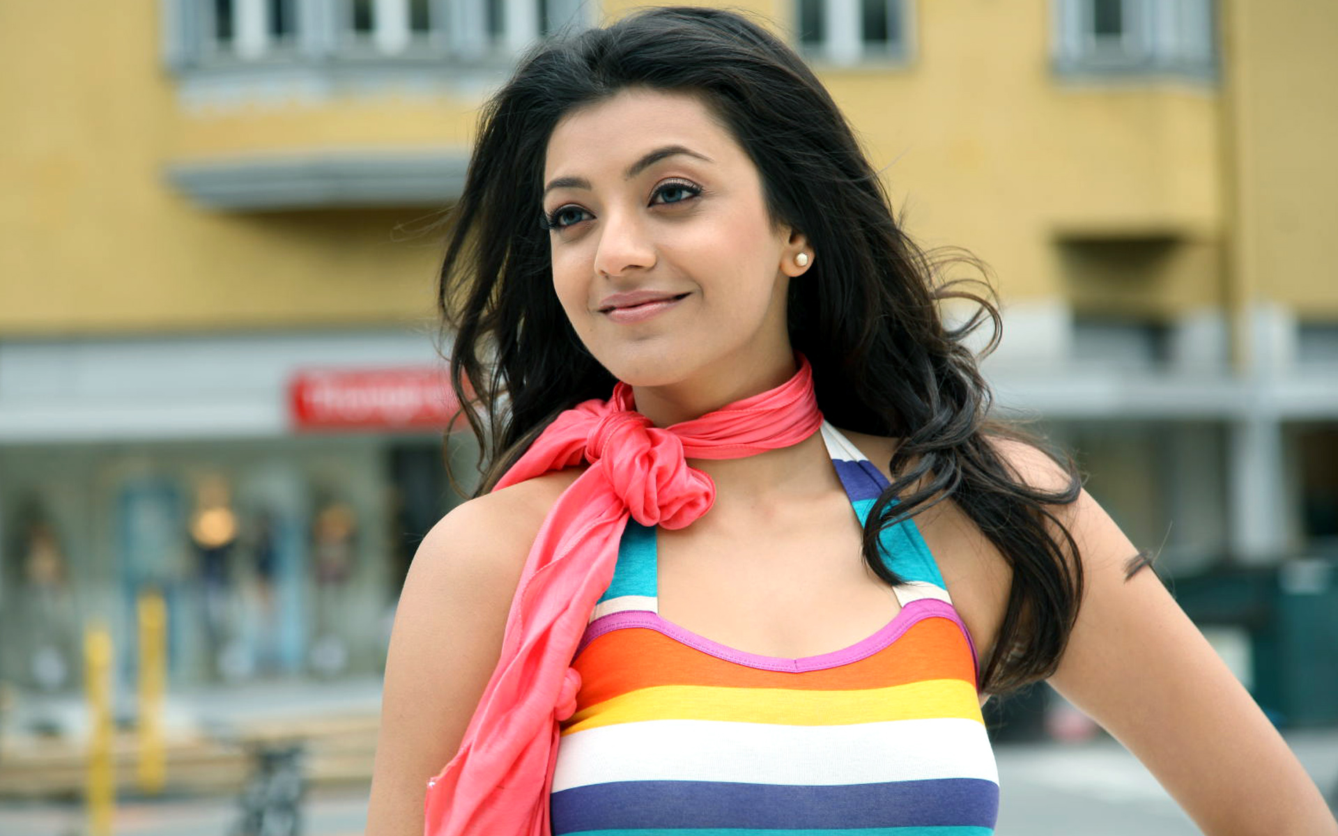 Wallpaper download kajal agarwal - South Indian Actress Kajal Aggrawal Beautiful Pictures Latest Collection