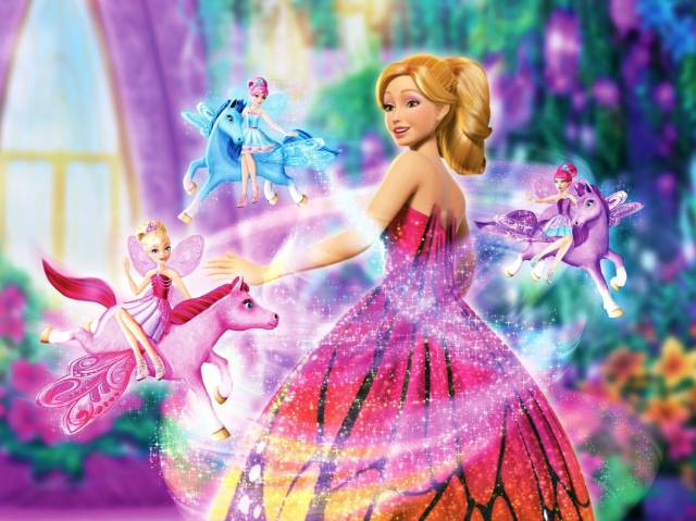 beautiful princess barbie doll wallpapers for android