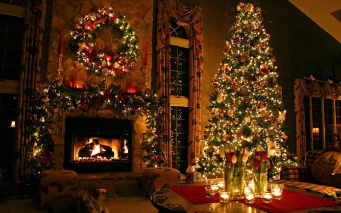Christmas Day decoration