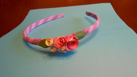 simple paper quilled hand band images