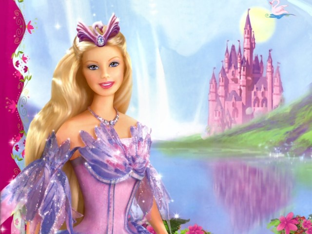 beautiful barbie wallpapers