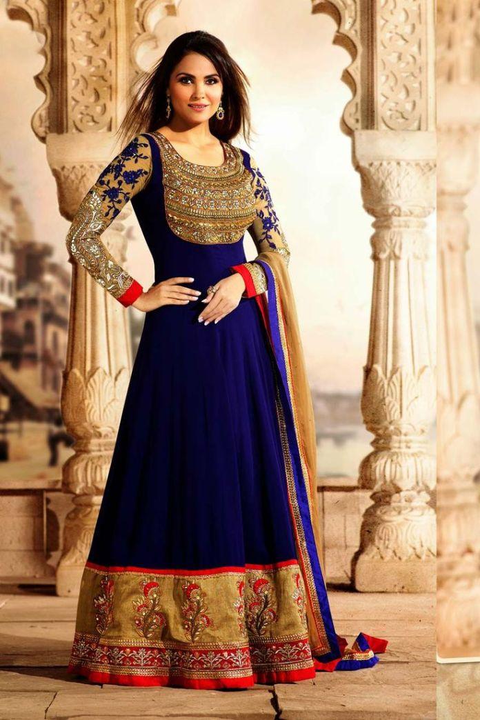pakistani dresses designs for party