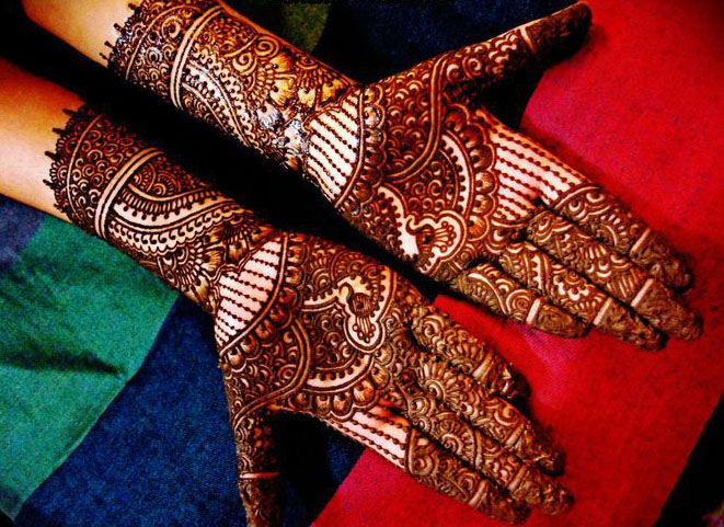 beautiful mehndi designs for men
