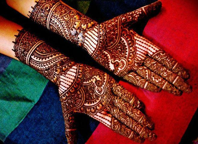beautiful mehndi designs for men