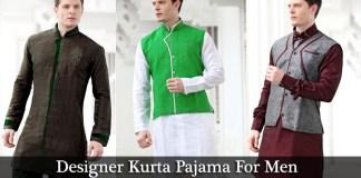 designer kurta pajama latest collection for men