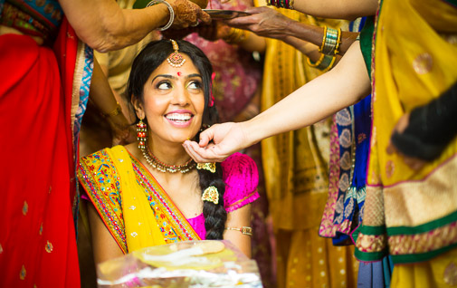 gujarati wedding functions images