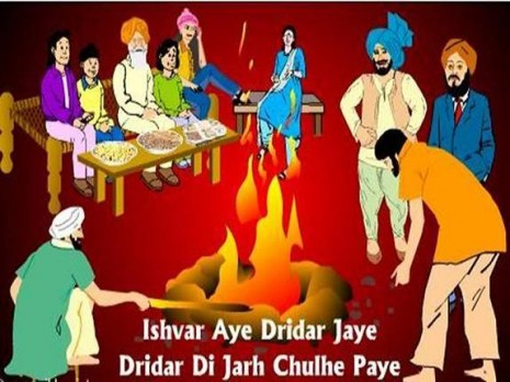 happy lohdi celebration images