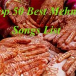 Top 25 Best Mehndi Songs List