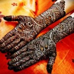 Latest Groom Marriage Mehndi Designs For Hands