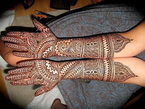 mehndi designs for shadi