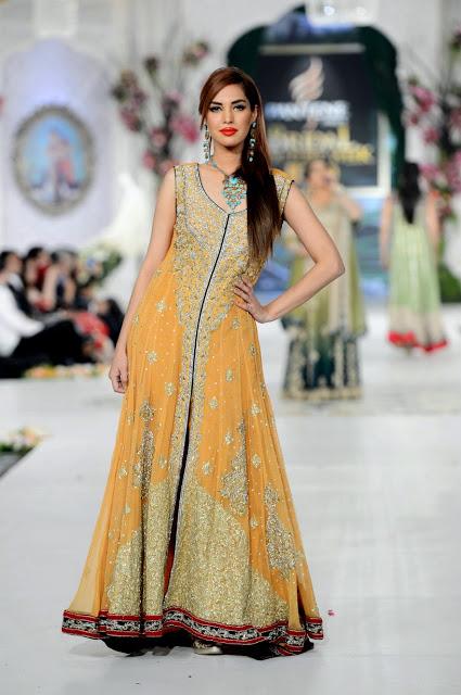 new pakistani wedding dresses designs