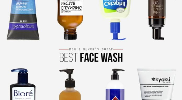 best facewash for men in india