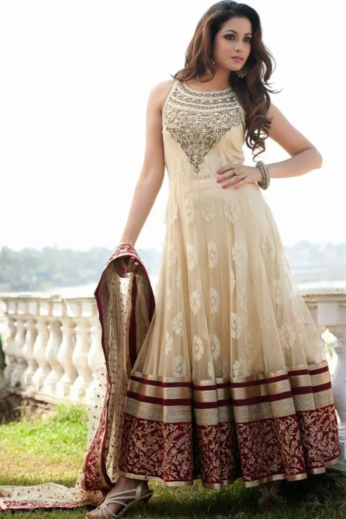 pakistani wedding dress design for bridal