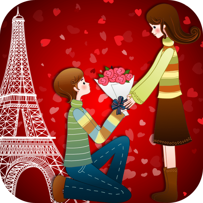 propose day animated images