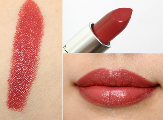 best lipstick shade for dusky skin