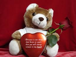 happy teddy bear day wishes